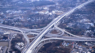 Image link to Expressway construction page