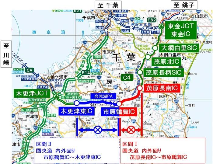 高速 情報 県 千葉 道路 主な開通箇所と開通予定箇所の概要/千葉県